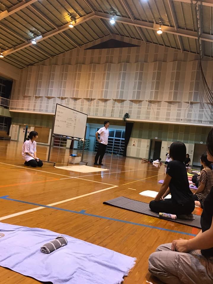 【ご報告】体操で不調に悩まない体づくり♪体操教室の講師を務めました!